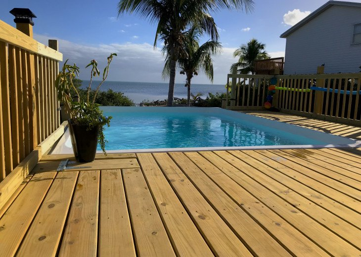 Florida Vacation Home, Great View Over Cudjoe Bay. Private heated POOL #20