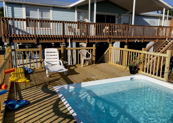 Florida Vacation Home, Great View Over Cudjoe Bay. Private heated POOL #23