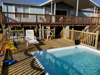 Florida Vacation Home, Great View Over Cudjoe Bay. Private heated POOL #1