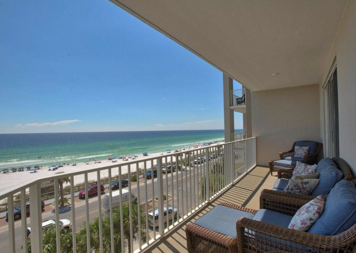 Majestic Sun - Unit 404B - Deluxe Spectacular Gulf Views! #13