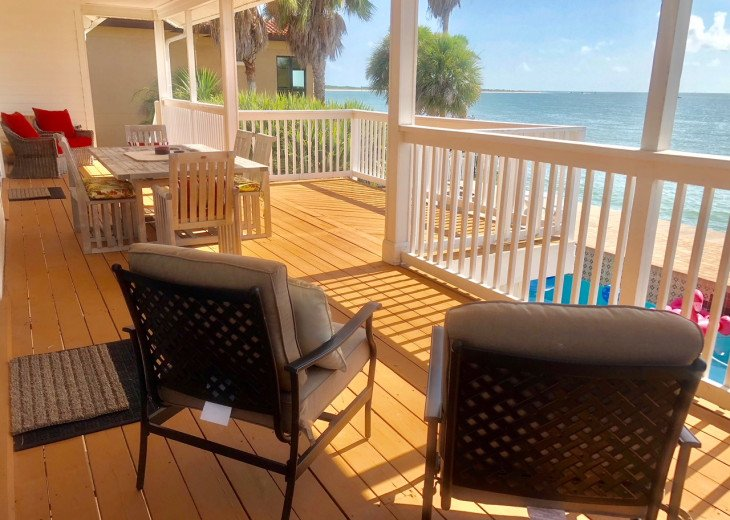 Waterfront Island Vacation House Completely Furnished w pool dock w boat lift #21
