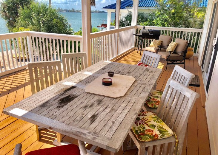 Waterfront Island Vacation House Completely Furnished w pool dock w boat lift #23