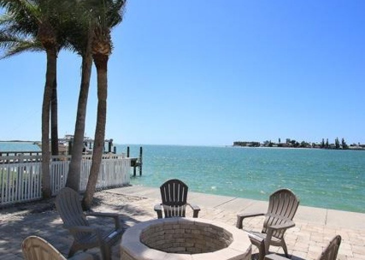 Waterfront Island Vacation House Completely Furnished w pool dock w boat lift #8