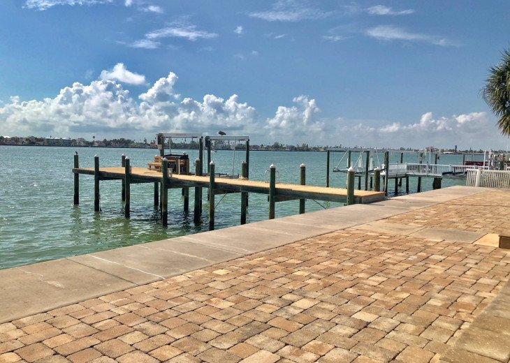 Waterfront Island Vacation House Completely Furnished w pool dock w boat lift #40