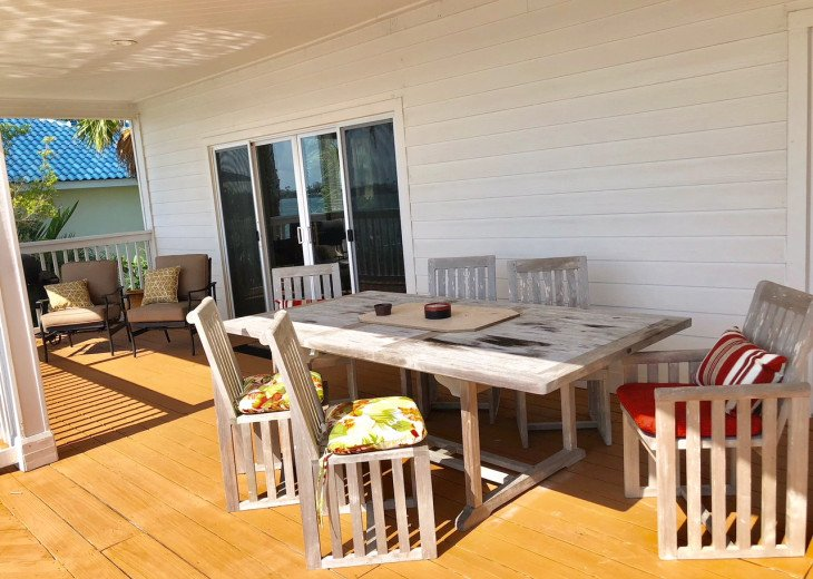 Waterfront Island Vacation House Completely Furnished w pool dock w boat lift #24