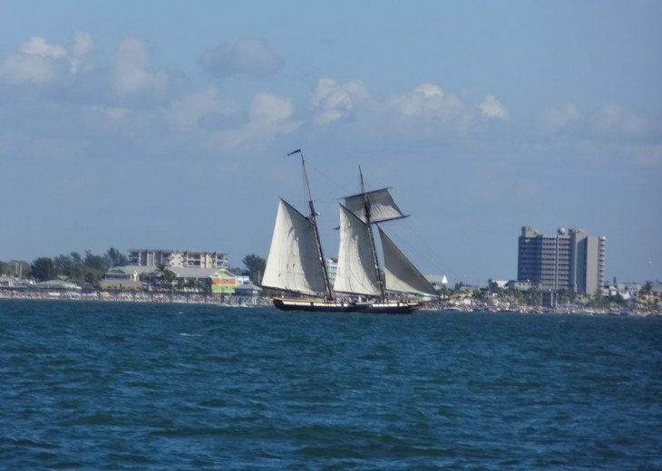 Schooner in Ft Myers