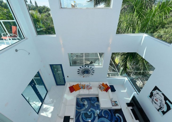 THE BLUE HOUSE - LUXURY VILLA SIESTA KEY- 10 PERS. 2 MN FROM THE BEACH #8