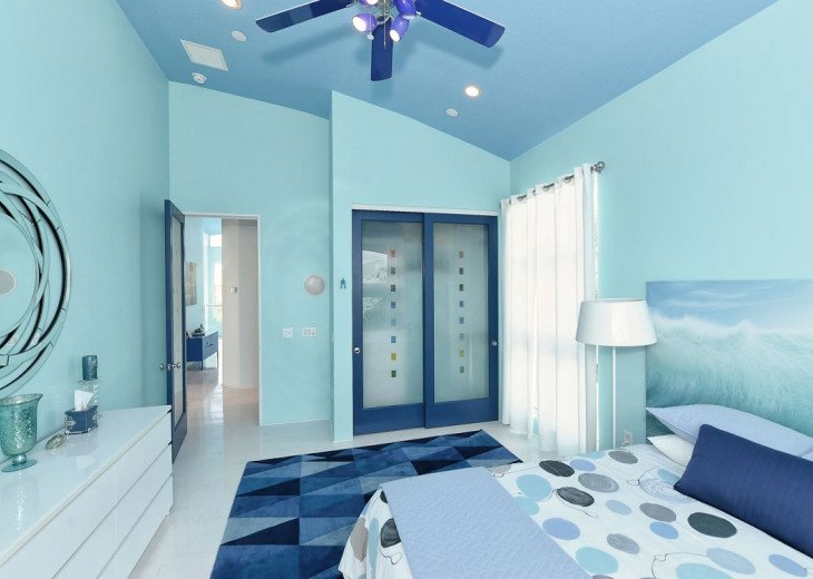 THE BLUE HOUSE - LUXURY VILLA SIESTA KEY- 10 PERS. 2 MN FROM THE BEACH #13