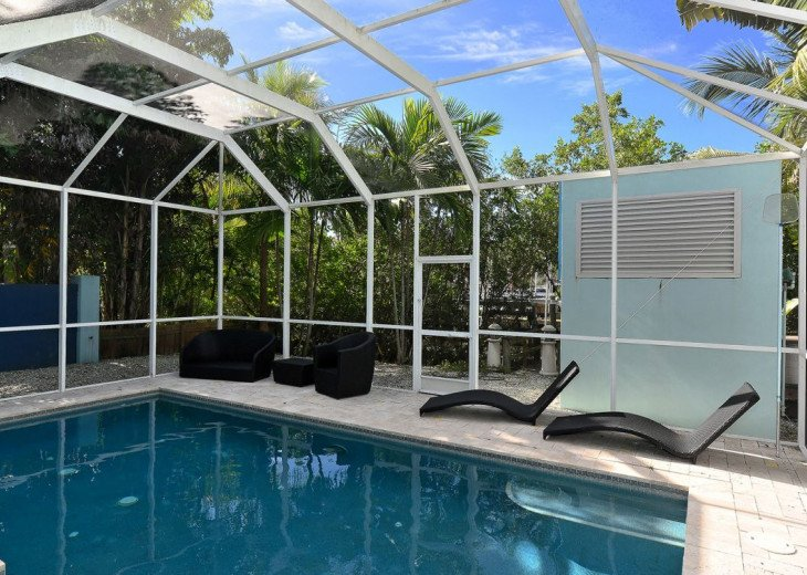 THE BLUE HOUSE - LUXURY VILLA SIESTA KEY- 10 PERS. 2 MN FROM THE BEACH #17