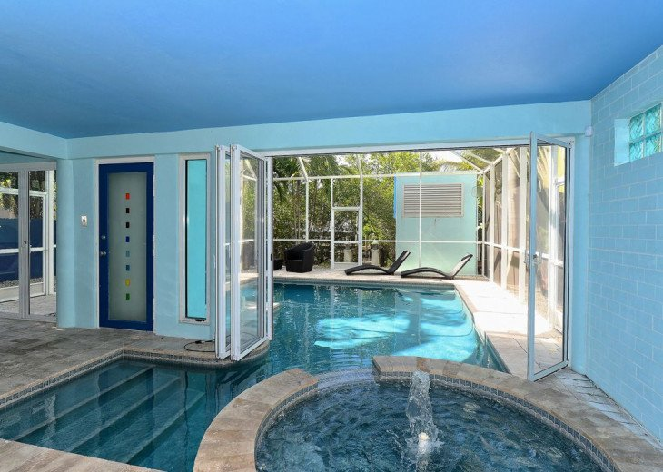 THE BLUE HOUSE - LUXURY VILLA SIESTA KEY- 10 PERS. 2 MN FROM THE BEACH #18