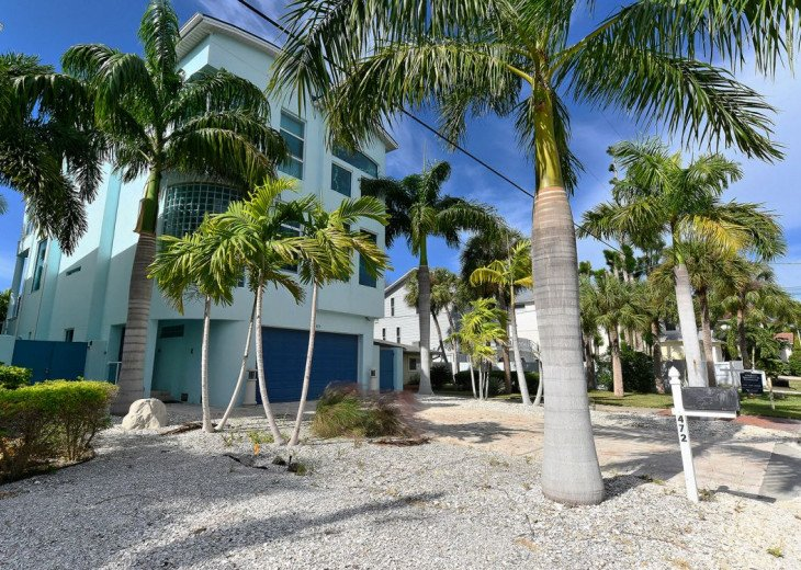 THE BLUE HOUSE - LUXURY VILLA SIESTA KEY- 10 PERS. 2 MN FROM THE BEACH #1