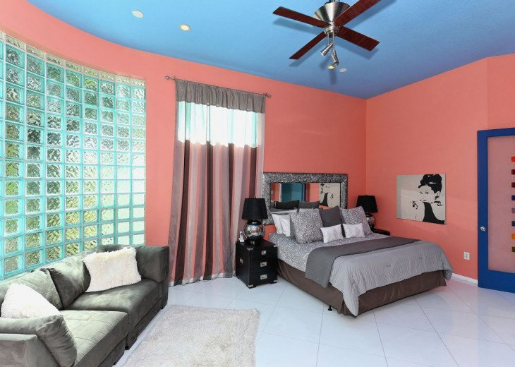 THE BLUE HOUSE - LUXURY VILLA SIESTA KEY- 10 PERS. 2 MN FROM THE BEACH #11
