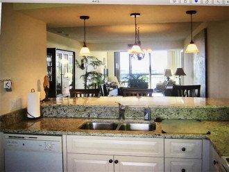 Kitchen with Bar