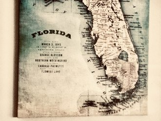History of the founding of the State if Florida and city's & towns