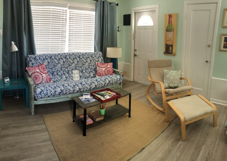 Sunset Inn & Cottages- 1 Bdrm/1 Bath-#1 on Trip Advisor- Treasure Island FL #21