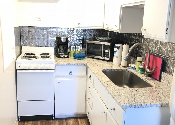 Sunset Inn & Cottages- 1 Bdrm/1 Bath-#1 on Trip Advisor- Treasure Island FL #31