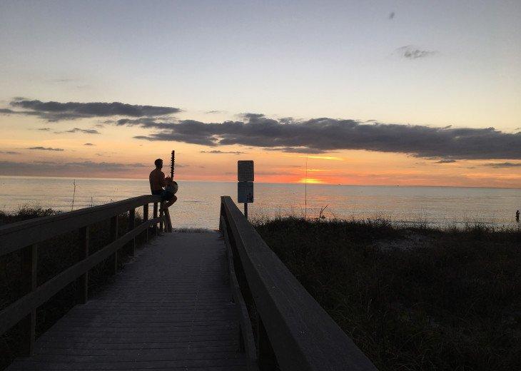 Sunset Inn & Cottages- 1 Bdrm/1 Bath-#1 on Trip Advisor- Treasure Island FL #52
