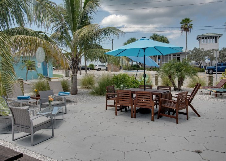 Sunset Inn & Cottages- 1 Bdrm/1 Bath-#1 on Trip Advisor- Treasure Island FL #55