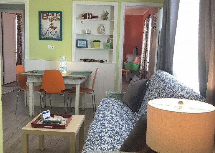 Sunset Inn & Cottages- 1 Bdrm/1 Bath-#1 on Trip Advisor- Treasure Island FL #27