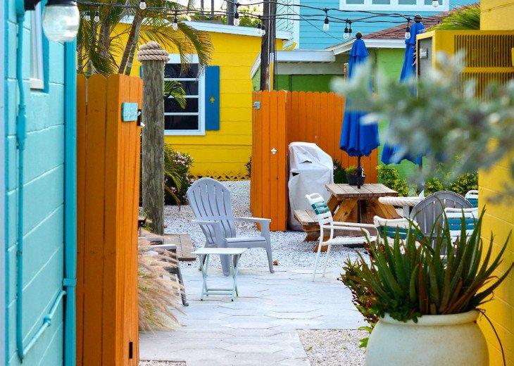 Sunset Inn & Cottages- 1 Bdrm/1 Bath-#1 on Trip Advisor- Treasure Island FL #44