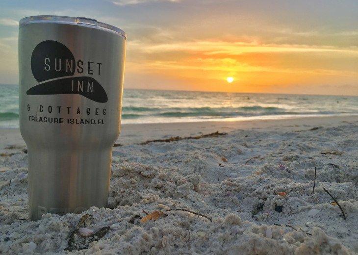 Sunset Inn & Cottages- 1 Bdrm/1 Bath-#1 on Trip Advisor- Treasure Island FL #46