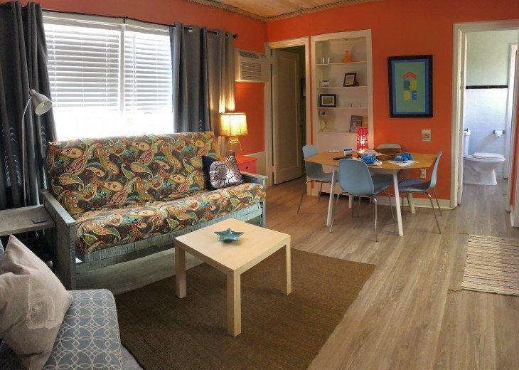 Sunset Inn & Cottages- 1 Bdrm/1 Bath-#1 on Trip Advisor- Treasure Island FL #34