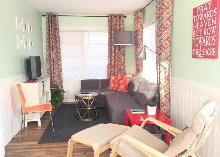 Sunset Inn & Cottages- 1 Bdrm/1 Bath-#1 on Trip Advisor- Treasure Island FL #23