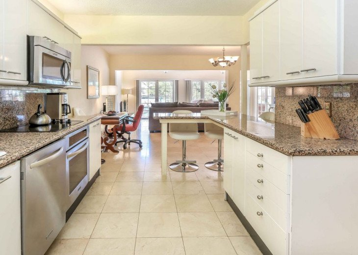 Exclusive Waterfront Home- 1-mile to beach, on Intercoastal, Heated Pool #13
