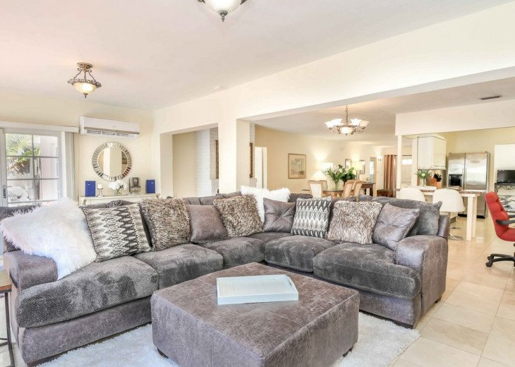 Exclusive Waterfront Home- 1-mile to beach, on Intercoastal, Heated Pool #14