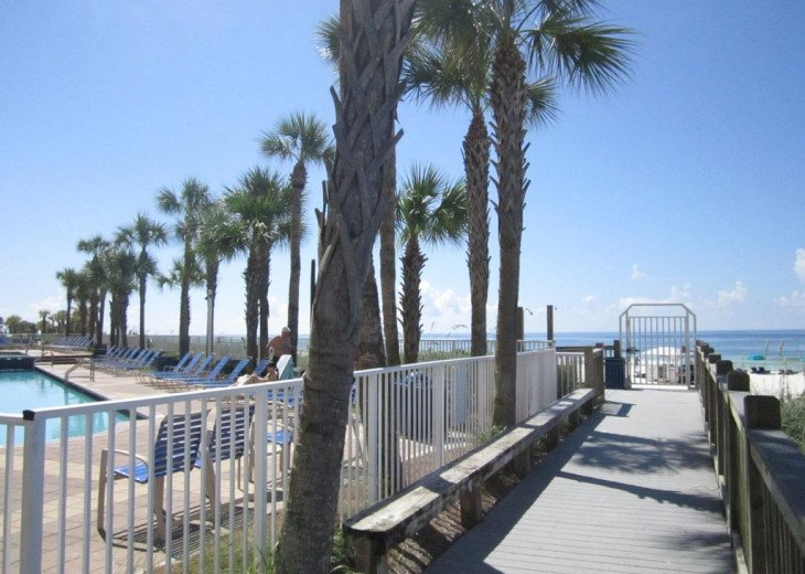 On-the-Beach+Strip, Huge End Unit, 270 Deg View; FREE: Beach Srv+SecWiFi+TV Apps #16