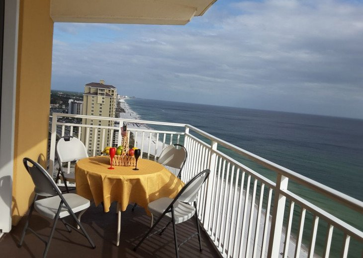 On-the-Beach+Strip, Huge End Unit, 270 Deg View; FREE: Beach Srv+SecWiFi+TV Apps #8