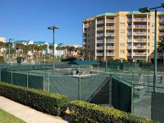 Har-Tru Tennis Courts