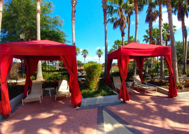 Outdoor Cabanas