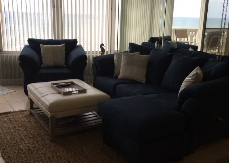 Oceanfront Penthouse - Monthly Rentals Only #11