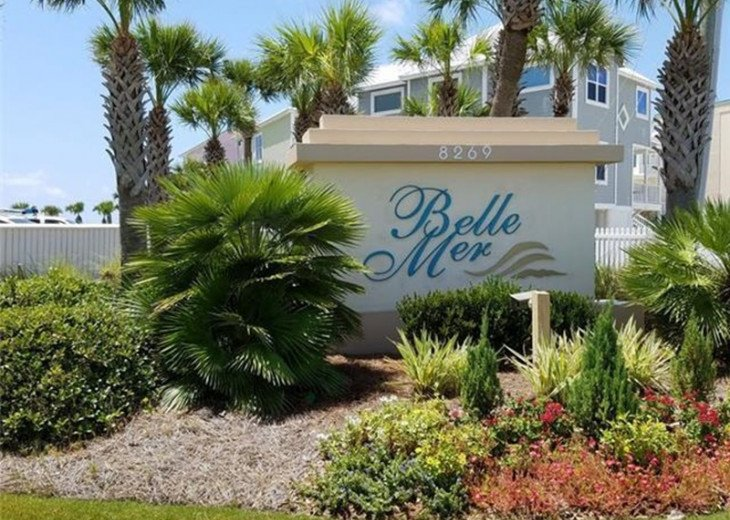 Belle Mer, Navarre Beaches Finest!