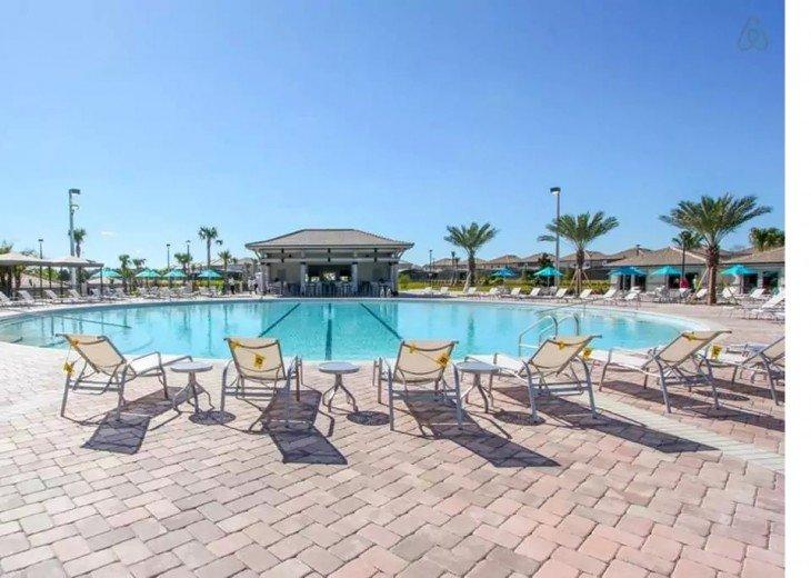 Orlando ChampionsGate Disney, Golf 8B/5BR 9089 #36
