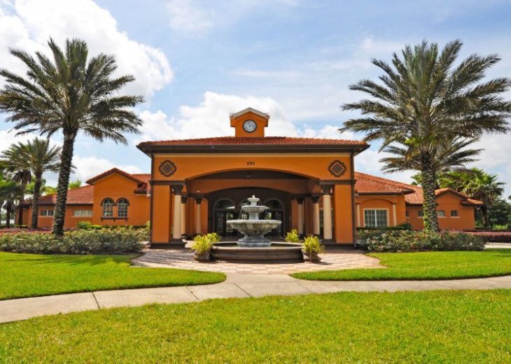 This perfectly located 6 bedroom LARGER pool home in Aviana Resort Orlando #33