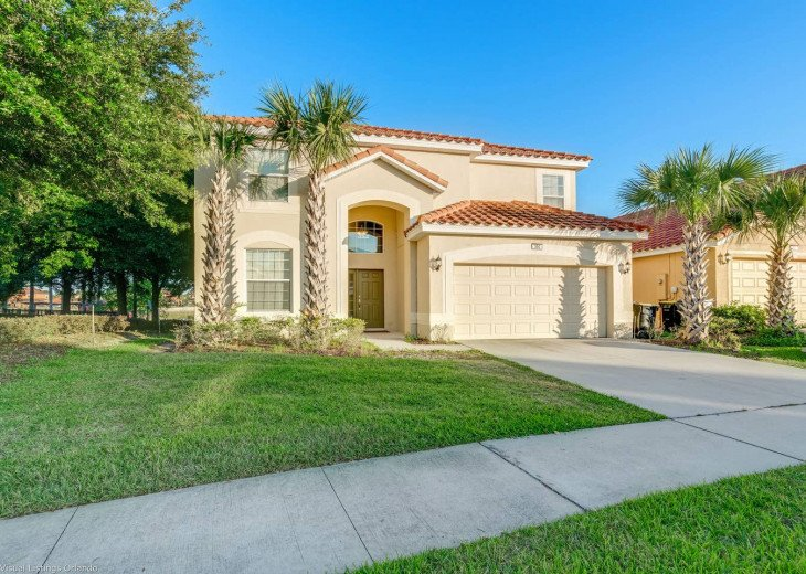 This perfectly located 6 bedroom LARGER pool home in Aviana Resort Orlando #1