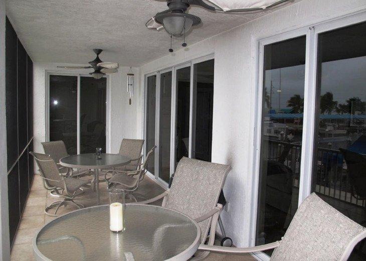 Luxury 3 bedroom condo overlooking harbor with ocean view, boat slip, amenities #6