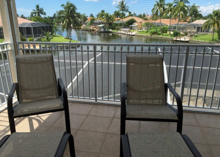 Caribbean Dream - Outstanding 2 Story Home in SW Cape - Great Views #14