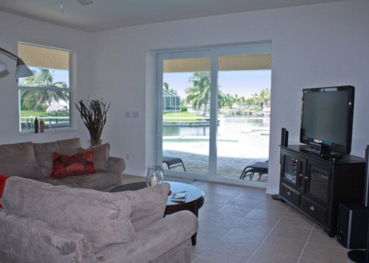 Caribbean Dream - Outstanding 2 Story Home in SW Cape - Great Views #30