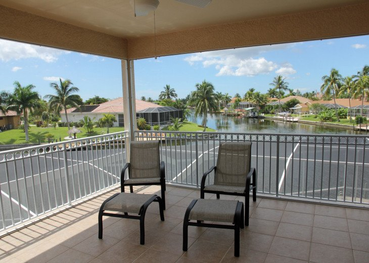 Caribbean Dream - Outstanding 2 Story Home in SW Cape - Great Views #13