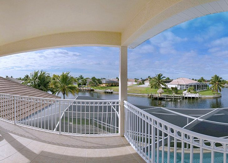 Caribbean Dream - Outstanding 2 Story Home in SW Cape - Great Views #12