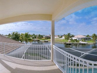 Caribbean Dream - Outstanding 2 Story Home in SW Cape - Great Views #1