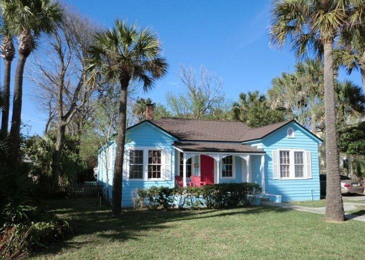 Cozy Cottage! Walk to Beach/Restaurants/Shopping. Watersport Rentals. Free WiFi #2