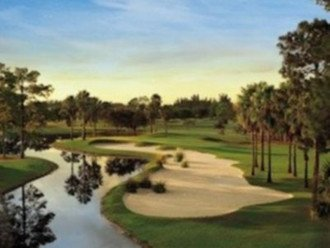 Upscale Golf Villa at gated PGA Nat., pools, CC transf av,Split Floor Plan #1