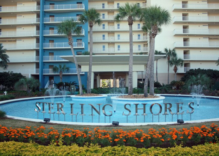 WELCOME TO STERLING SHORES!