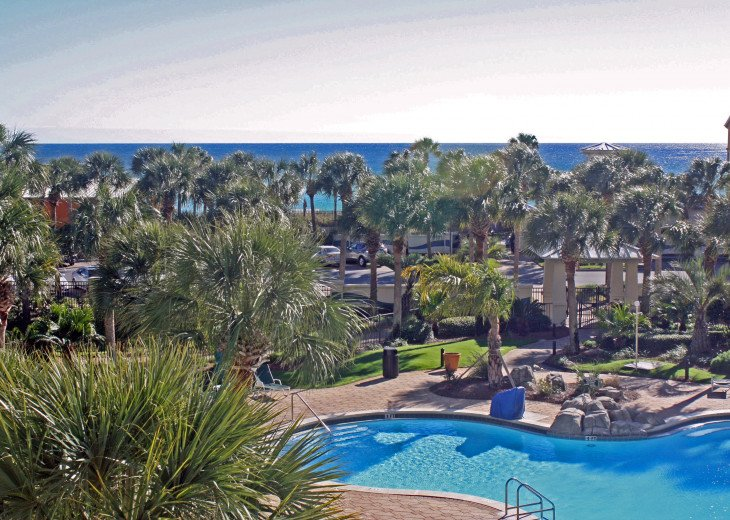 ENJOY THE GULF VIEW! Sterling Shores #312