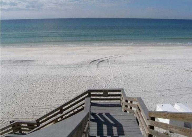 On 30A with Awesome Ocean View from Covered Porch #5
