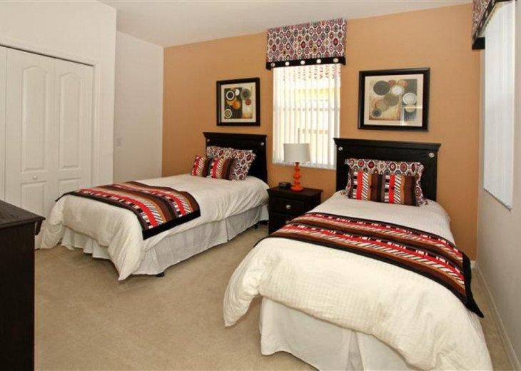 Close to Disney World Orlando Luxury 6BR/4.5BA South Facing Pool #15